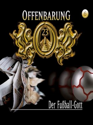 cover image of Offenbarung 23, Folge 6