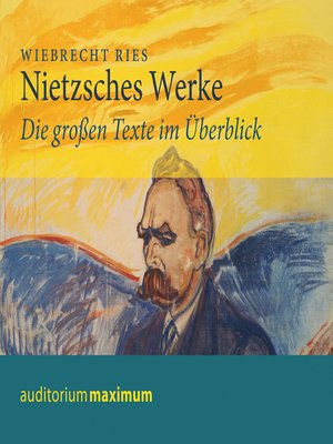 cover image of Nietzsches Werke