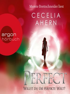 cover image of Perfect--Willst du die perfekte Welt?