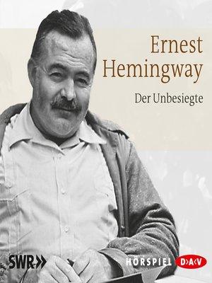 cover image of Der Unbesiegte