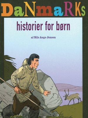 cover image of Flere danmarkshistorier for børn