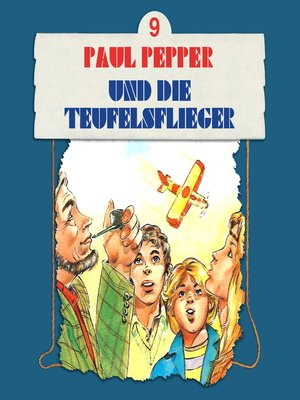 cover image of Paul Pepper, Folge 9