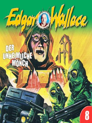 cover image of Edgar Wallace, Folge 8