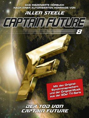 cover image of Captain Future, Folge 8