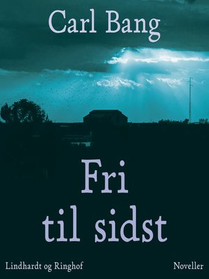cover image of Fri til sidst