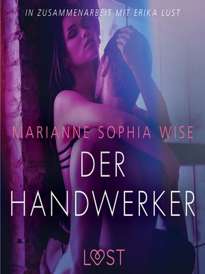 cover image of Der Handwerker--Erika Lust-Erotik (Ungekürzt)