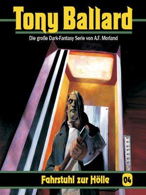 cover image of Tony Ballard, Folge 4