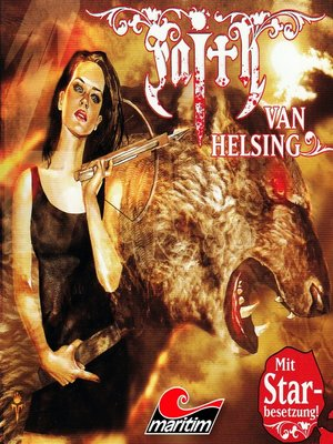 cover image of Faith--The Van Helsing Chronicles, Folge 2