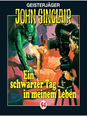 cover image of John Sinclair, Folge 54