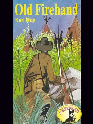 cover image of Karl May, Old Firehand