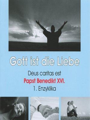 cover image of Deus caritas est--Gott ist die Liebe