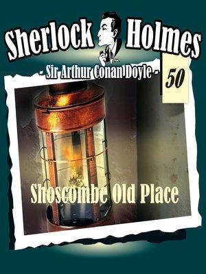 cover image of Sherlock Holmes, Die Originale, Fall 50