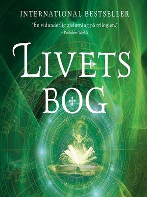 cover image of Livets bog