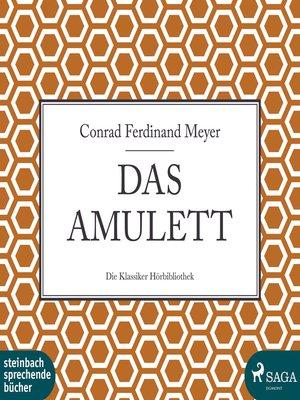 cover image of Das Amulett