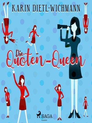 cover image of Die Quoten-Queen
