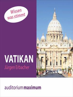 cover image of Vatikan