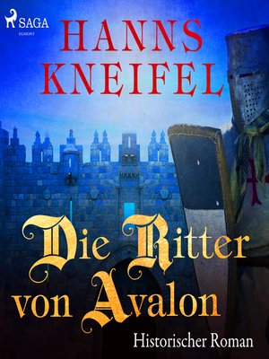 cover image of Die Ritter von Avalon--Historischer Roman