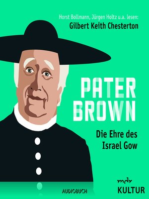 cover image of Pater Brown, Folge 3