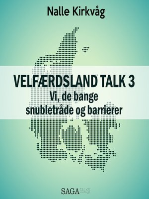 cover image of Velfærdsland TALK, 3