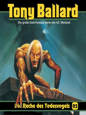 cover image of Tony Ballard, Folge 3