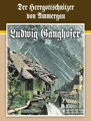 cover image of Ludwig Ganghofer, Folge 4
