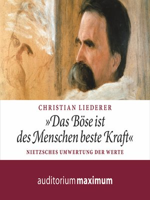 """cover image of """"Das Böse ist des Menschen beste Kraft"""""""