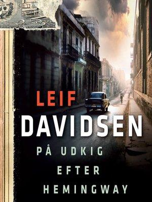 cover image of På udkig efter Hemingway