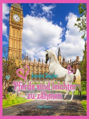 cover image of Pferde sind leichter zu zähmen