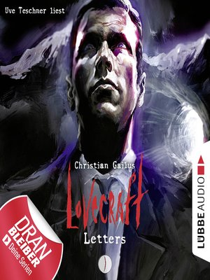 cover image of Lovecraft Letters--Lovecraft Letters, Folge 1