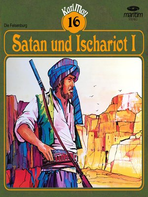 cover image of Karl May, Grüne Serie, Folge 16