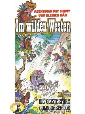 cover image of Abenteuer im Wilden Westen, Folge 2