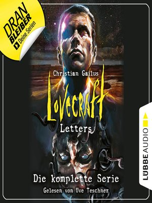 cover image of Lovecraft Letters--Die komplette Serie, Folge 1-8