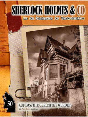 cover image of Sherlock Holmes & Co, Folge 50
