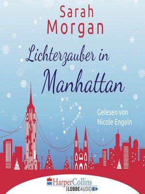cover image of Lichterzauber in Manhattan