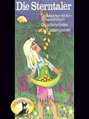 cover image of Gebrüder Grimm, Die Sterntaler und weitere Märchen