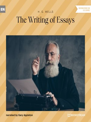 cover image of The Writing of Essays