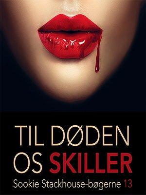 cover image of Til døden os skiller