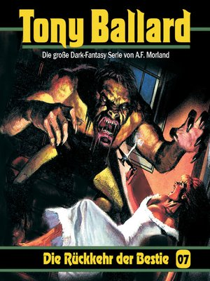 cover image of Tony Ballard, Folge 7