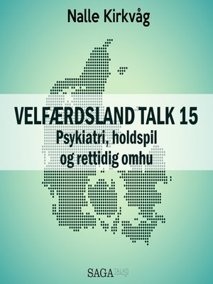 cover image of Velfærdsland TALK, 15