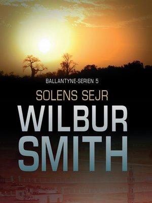 cover image of Solens sejr--Ballantyne-serien 5