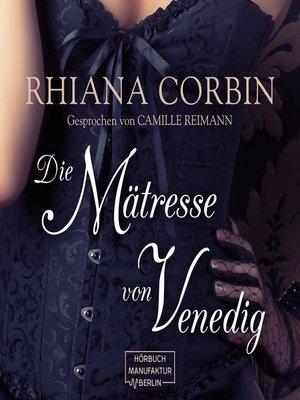 cover image of Die Mätresse von Venedig
