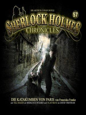 cover image of Sherlock Holmes Chronicles, Folge 57