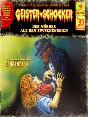 cover image of Geister-Schocker, Folge 39