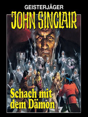 cover image of John Sinclair, Folge 6