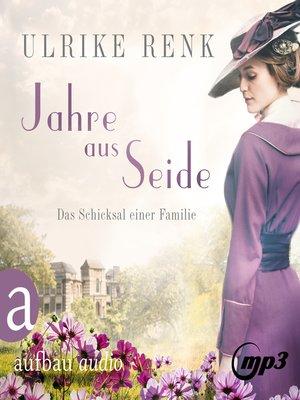 cover image of Jahre aus Seide