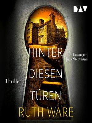 cover image of Hinter diesen Türen