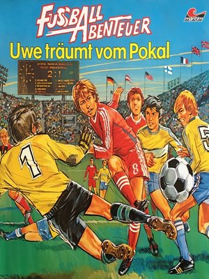 cover image of Fußball Abenteuer, Folge 1