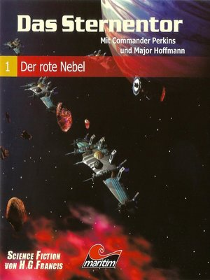 cover image of Das Sternentor--Mit Commander Perkins und Major Hoffmann, Folge 1