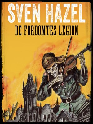 cover image of De fordømtes legion--Sven Hazels krigsromaner 1