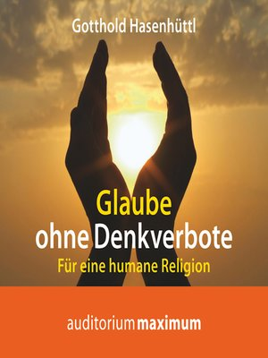 cover image of Glaube ohne Denkverbote